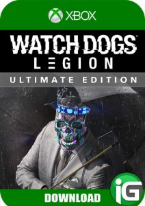 Watch Dogs Legion - Edição Ultimate - Xbox One