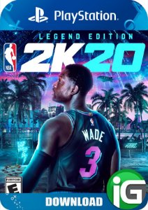 NBA 2K20 - Edição Legend - PS4