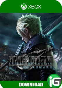 FINAL FANTASY VII REMAKE - Xbox One
