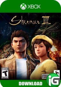 Shenmue III - Xbox One