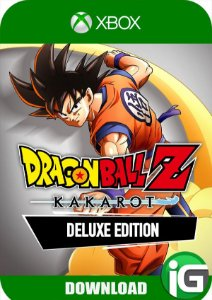 Dragon Ball Z Kakarot - Deluxe Edition - Xbox One