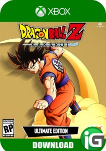 Dragon Ball Z Kakarot - Ultimate Edition - Xbox One