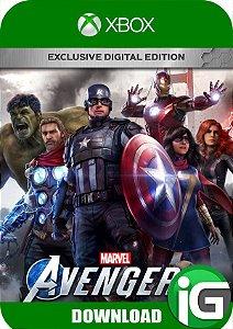 Marvel's Avengers - Edição Exclusiva - Xbox One
