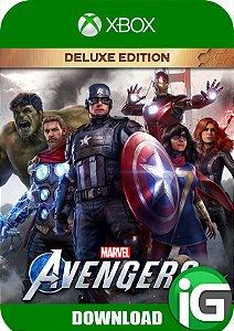 Marvel's Avengers - Edição de Luxo - Xbox One