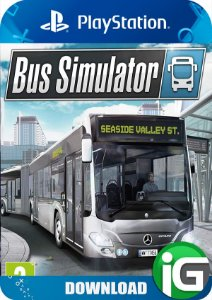 Bus Simulator - PS4