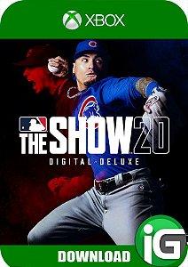 MLB The Show 20 - Edição Deluxe - Xbox One