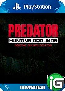 Predator: Hunting Grounds - Edição Deluxe - PS4