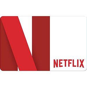 Pré-Pago Netflix - R$ 35 (Leia a Descrição!)