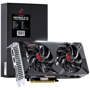 Black Box - Placa de Vídeo NVIDIA Geforce GTX 1660 Super OC GDDR6 6GB 192 BITS Dual Fan - PP1660SOC19214G6