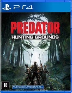 Predator: Hunting Grounds PS4 - Mídia Física