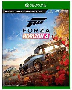 Forza Horizon 4 Xbox One - Mídia Física