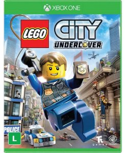 Lego City Undercover Xbox One - Mídia Física