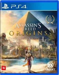 Assassin's Creed Origins PS4  Mídia Física