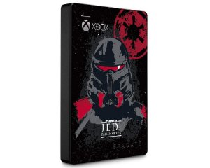 HD Externo Seagate 2TB Game Star Wars Drive Xbox One USB 3.0