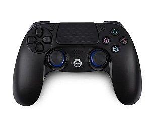 Controle Joystick Dazz Shadow Wireless Preto - PS4