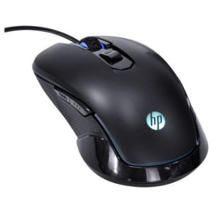 Mouse HP Gamer M200 Black 1000 2400 DPI