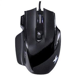 Mouse Gamer VX Interceptor 7200 DPI Com Ajuste de Peso