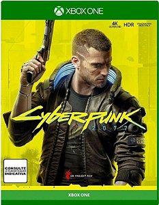Cyberpunk 2077 Xbox One - Mídia Física