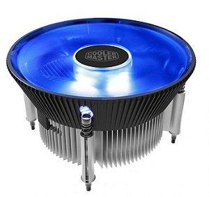 Cooler para Processador I70C Led Azul