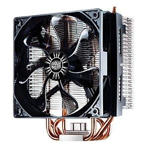 Cooler para Processador Hyper T4 com 1 Ventoinha DE 120MM Compatível com AM4