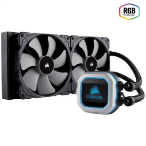 Water Cooler H115I PRO 280MM com LED RGB