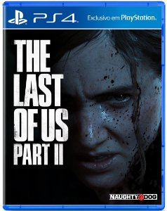 The Last Of Us Part II PS4 Mídia Física