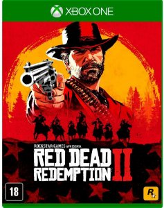 Red Dead Redemption II Xbox One Mídia Física