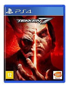 Tekken 7 PS4 -  Usado