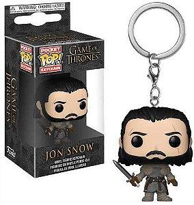 Funko Chaveiro Jon Snow