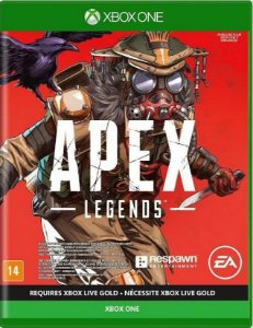 Apex Legends - Ed Bloodhound Xbox One - Mídia Física