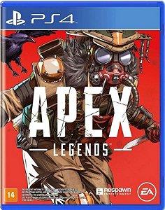 Apex Legends - Ed Bloodhound PS4 - Mídia Física