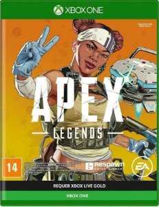 Apex Legends - Ed Lifeline Xbox One - Mídia Física