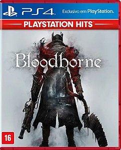 Bloodborn Hits PS4 - Mídia Física