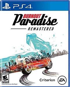 Burnout Paradise PS4 Mídia Física