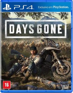Days Gone PS4 - Mídia Física