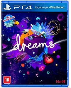 Dreams PS4 - Mídia Física