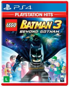 Lego Batman 3 Hits PS4 Mídia Física