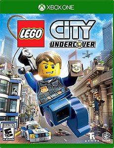 Lego City Undercover Xbox One Mídia Física