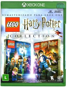 Lego Harry Potter Collection Xbox One - Mídia Física