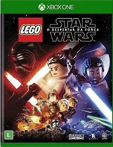 Lego Star Wars O Despertar da Força Xbox One - Mídia Física