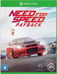 Need For Speed Payback Xbox One - Mídia Física