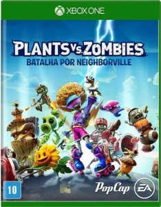 Plant Vs Zombies Batalha por Neighborville Xbox One - Mídia Física