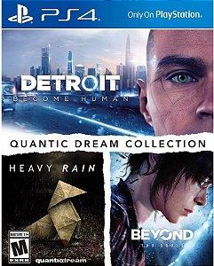 Quantic Dream Collection PS4 Mídia Física
