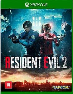Resident Evil 2 Xbox One Mídia Física