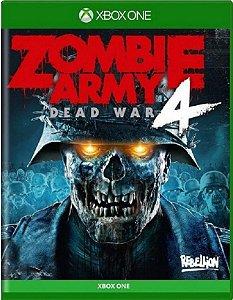 Zombie Army 4 Dead War Xbox One Mídia Física