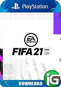 FIFA 21- Edição Standard - PS4