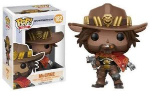 Funko Overwatch Mccree