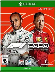 F1 2020 Xbox One - Mídia Física