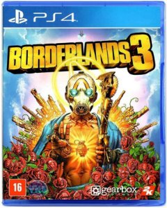 Borderlands 3 PS4 - Mídia Física