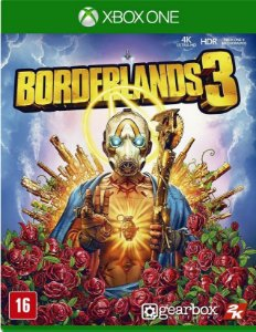 Borderlands 3 Xbox One - Mídia Física